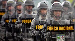 força nacional 300x166 - Prefeito de Porto Alegre pede Exército e Força Nacional para dia do julgamento de Lula