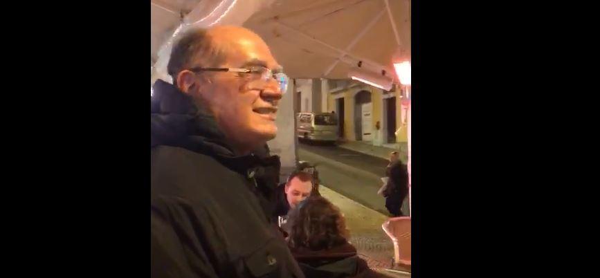 VEJA O VÍDEO: Gilmar Mendes é hostilizado por brasileiros no exterior: