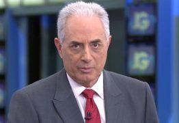 William Waack alfineta Globo polêmica envolvendo Miriam Leitão: 'não tenho chefe no ponto'