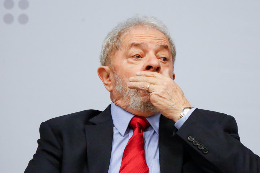 lula susto - Restaurante dá 1% de desconto para cada ano de condenação do Lula