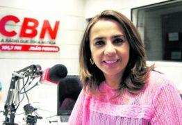 POLÊMICA NA CBN: Nelma Figueiredo envia mensagem errada no Whatsapp e causa demissão de secretária de estúdio