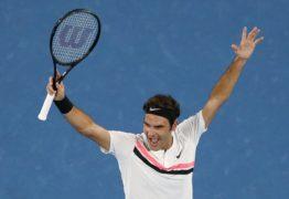 Roger Federer agradece aos fãs por vigésimo Grand Slam da carreira