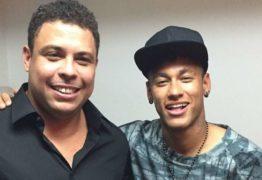 Ronaldo sobre ida de Neymar ao Real Madrid: 'É impossível agora'