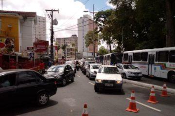 transito   bloqueado   protesto 360x240 - DPVAT é ineficiente e intermediários se beneficiam dos pobres, diz governo