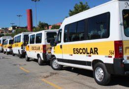 Detran-PB divulga calendário de vistorias do transporte escolar