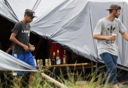 Boa ideia? Ambulantes vendem 51 em acampamento pró-Lula no RS