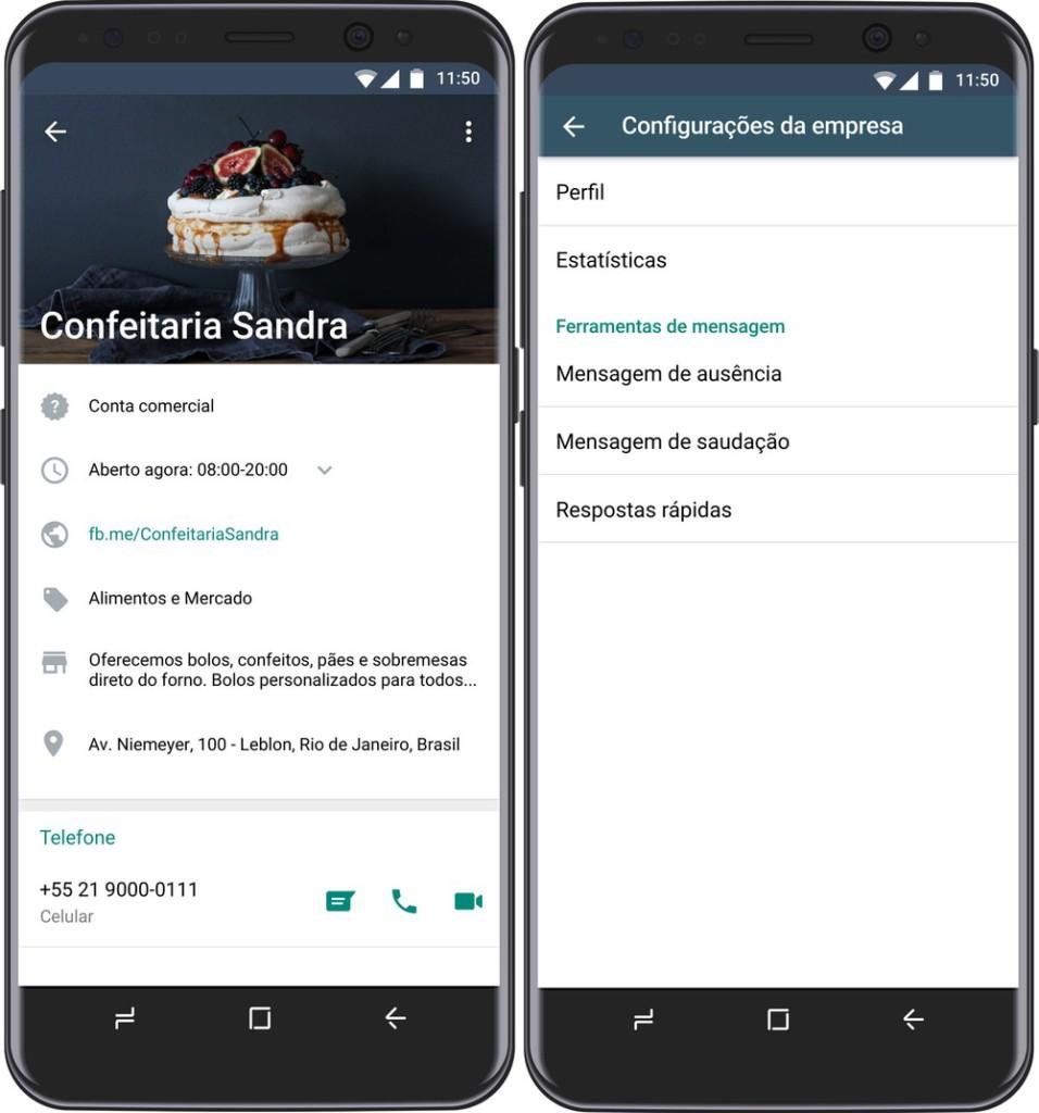 WhatsApp lança novo app para micro e pequenas empresas falarem com clientes