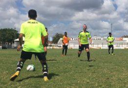 Botafogo-PB não perde tempo e volta aos treinos na Maravilha do Contorno