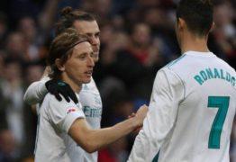 Sergio Ramos organiza jantar para convencer CR7 a ficar no Real Madrid, diz jornal
