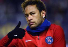 Neymar volta a ser relacionado para partida do PSG pelo Francês