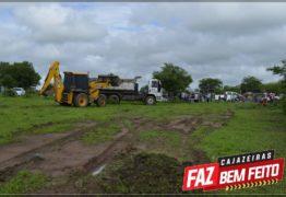 Iniciada obra de construção das 300 unidades habitacionais com investimento de R$ 21 milhões de reais