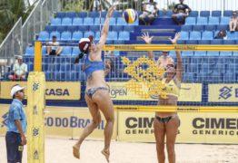 Circuito Brasileiro: oitavas de final do feminino são definidas, em João Pessoa