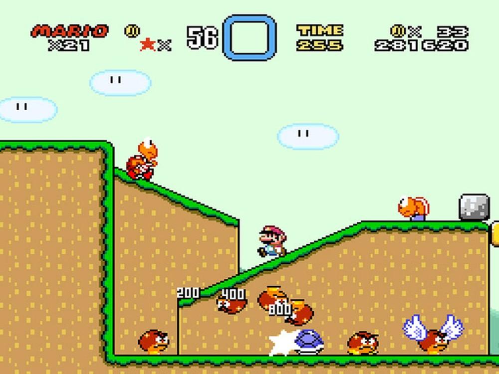 Brasileiro termina 'Super Mario World' em 45,78 segundos
