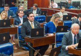 Assembleia Legislativa só vai retomar os trabalhos depois do Carnaval