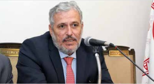 CARLOS fÁBIO - Caixa destaca trabalho dos advogados na garantia do acesso ao Direito e à Justiça