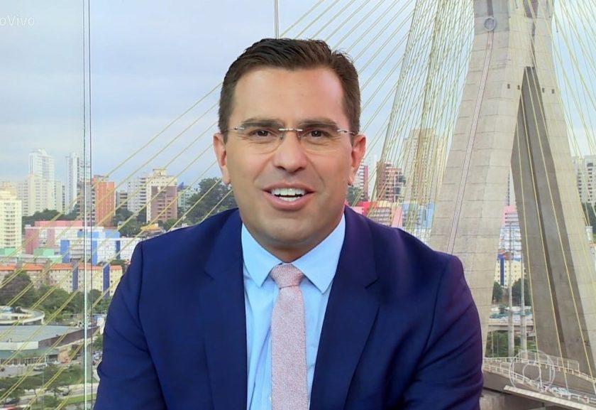 Rodrigo Bocardi diz ter encontrado autor do vazamento de vídeo íntimo