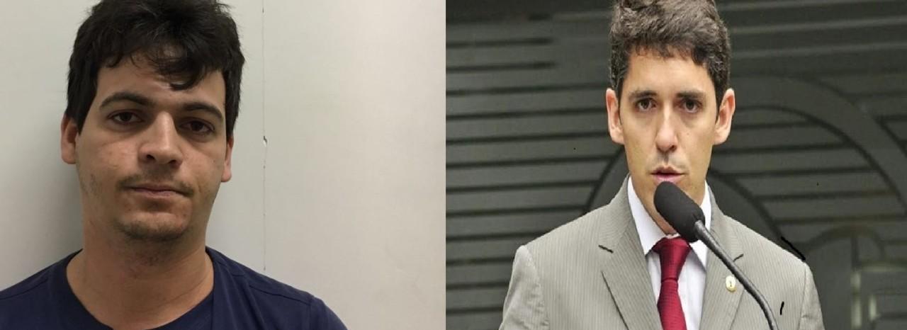 BOMBA, NOVO DOCUMENTO: Complica a situação do dep. Tovar, envolvimentos com assaltante de banco Romário é maior – VEJA VÍDEO