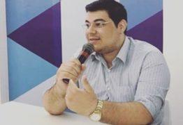 EX-PRESIDENTE DO MDB JOVEM: aliado de Maranhão é nomeado secretário adjunto do turismo da PMJP