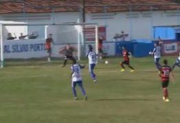 Campinense arranca empate em Cajazeiras e segue na liderança do Grupo