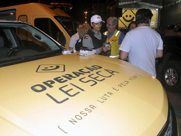 lei seca - Operação Lei Seca é intensificada em vias da orla, perto de bares e restaurantes em João Pessoa