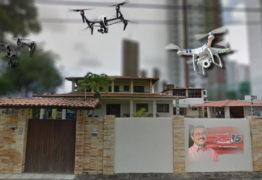 SENADOR PARAIBANO ACIONA PF: 'estão espionando minha residência com drones'