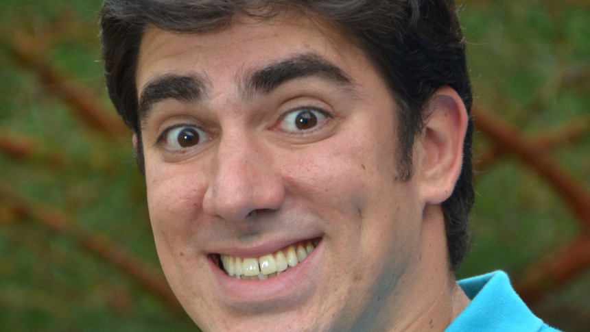 Vaza suposto vídeo de Marcelo Adnet se masturbando