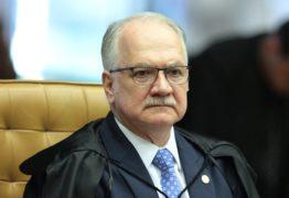 Edson Fachin rejeita novo recurso contra prisão após condenação em segunda instância