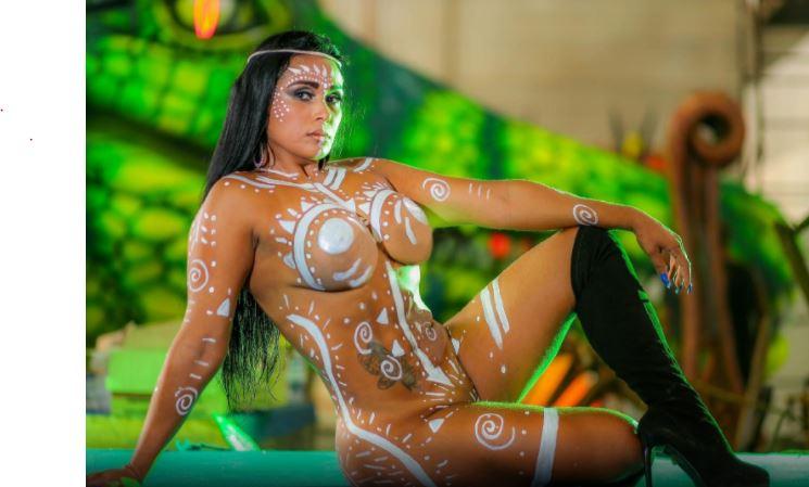 Sem Dani Sperle no páreo, Andrea Martins promete menor tapa-sexo do Carnaval