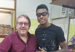Jogador do Santos diz que pode 'perder a visão' após lesão