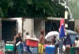 VEJA VÍDEO: Supermercado é saqueado em bairro nobre do Rio de Janeiro