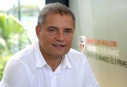 São Paulo anuncia contratação do técnico Diego Aguirre e mais três auxiliares
