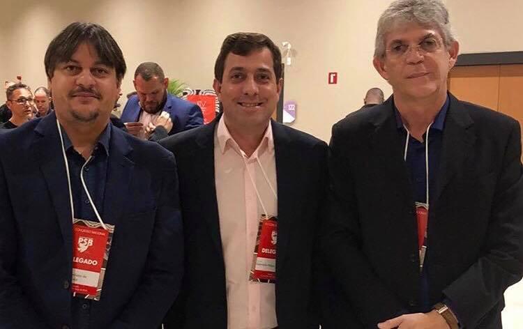 28537295 1740838652638960 868084782 n - AFINANDO OS CONTATINHOS: RC e Gervásio participam de XIV Congresso Nacional do PSB em Brasília
