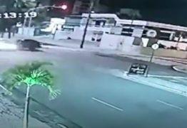 GARRAFAS DENTRO DO CARRO: Médico militar provoca acidente na Av. Rui Carneiro ao dirigir sob efeito de alcool e fere quatro pessoas – VEJA VÍDEO