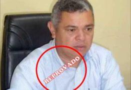 TCE publica acordão que reprovou contas do ex-prefeito de Alhandra com imputação de 140 mil em débito