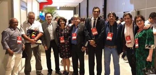Sem título4 - AFINANDO OS CONTATINHOS: RC e Gervásio participam de XIV Congresso Nacional do PSB em Brasília