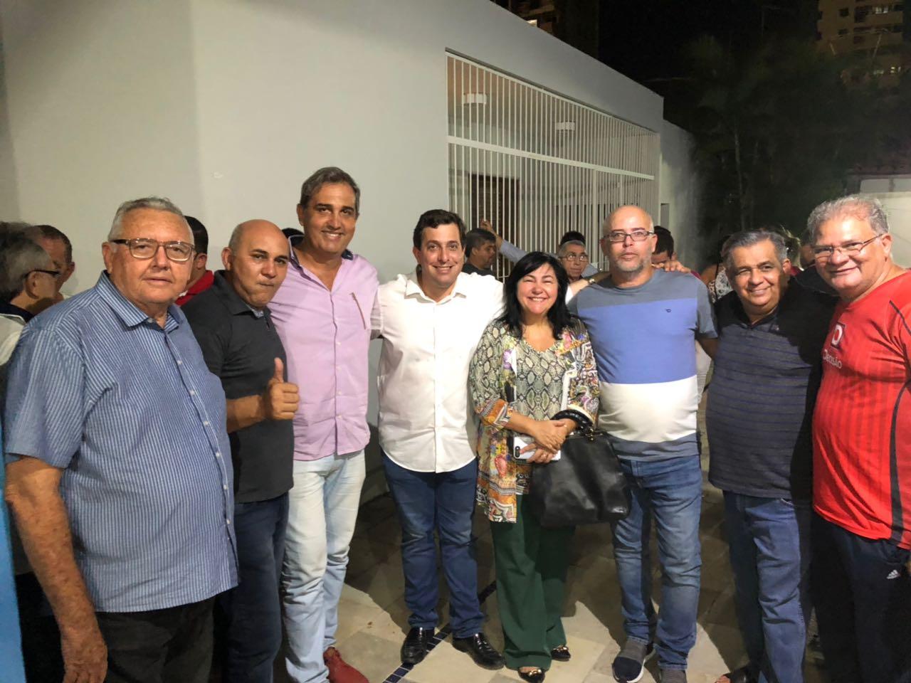 WhatsApp Image 2018 03 05 at 22.19.59 - Gervásio Maia Filho recebe apoio de Edmilson Soares para a Câmara Federal
