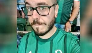 William de Luca - Jornalista gay que atuou na Paraíba pede fim de gritos homofóbicos contra time do São Paulo