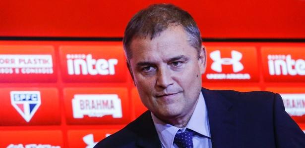 Aguirre exige São Paulo determinado, competitivo e com atitude