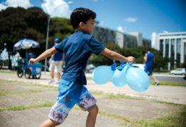 Crianças autistas serão cadastradas para implantação de clínica-escola