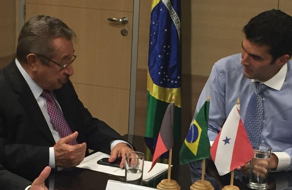 d9fd70d2dcfd8036567b169b76ebbcd6 - BRASÍLIA: José Maranhão busca recursos hídricos no Ministério da Integração Nacional