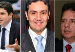 Hugo, Jullys e Nabor pedem reunião com Maranhão e podem desistir de sair do MDB