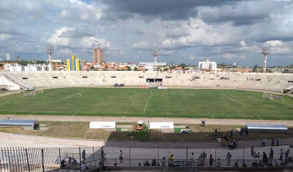 estadio amigao - Bruno discute liberação de público nos estádios com FPF e presidentes de clubes