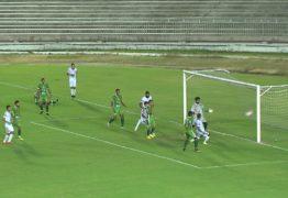 Botafogo e Campinense no Almeidão terá transmissão do SBT na quinta-feira