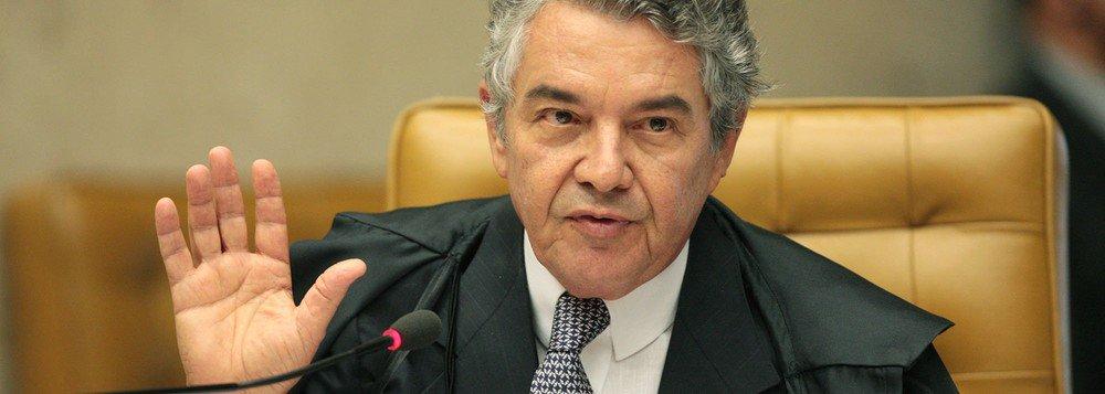 Marco Aurélio suspende prisão antecipada de condenada em 2ª instância