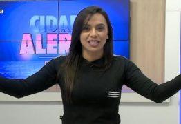 """VEJA VÍDEO: Jacilene Marques é a nova apresentadora do """"Acorda PB"""" na Correio FM"""