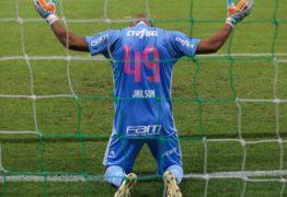 Goleiro do Palmeiras completa 400 minutos sem tomar gol