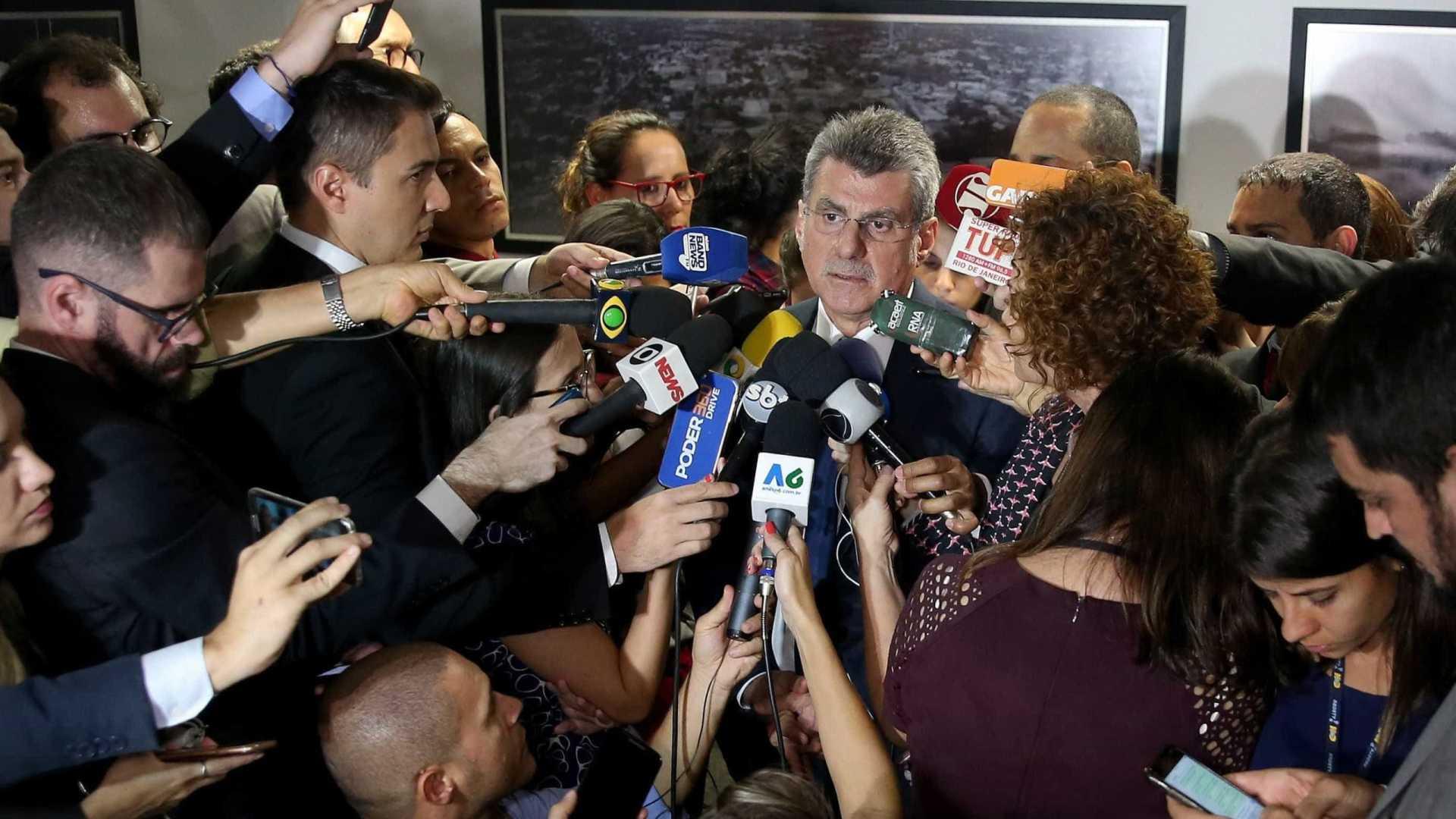 STF aceita denúncia e Jucá torna-se réu em processo ligado à Odebrecht