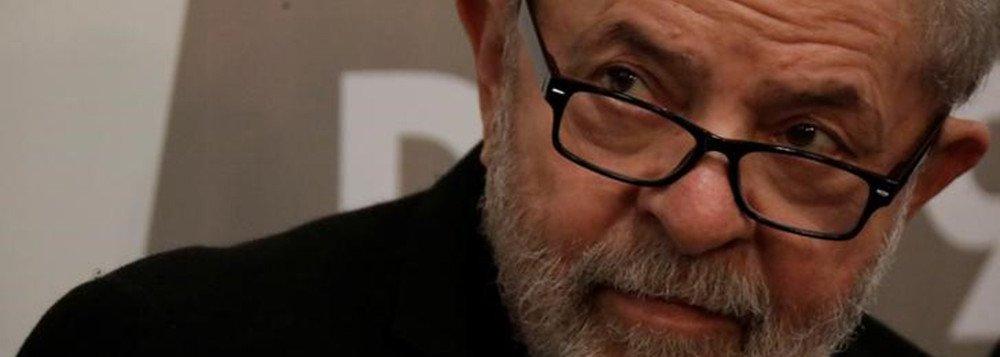 lula - SINAIS PARTICULARES:Lula pode ficar preso em sala de Estado-Maior