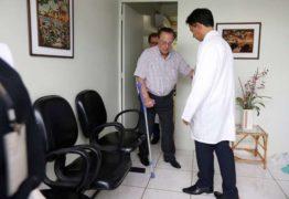 Maluf passa mal e é internado em hospital de Brasília