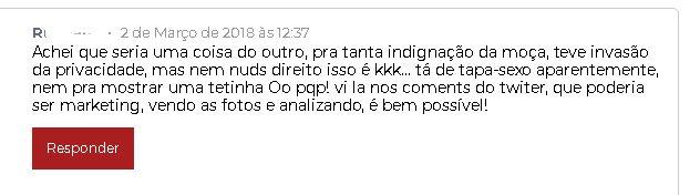 marketing - MARKETING? Internautas especulam sobre nudes de Paolla Oliveira e dizem que se trata de flagra falso - VEJA TODAS AS FOTOS